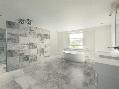 Beton Fliesen Bad by Porcelain Tiles That Look Like Fabric Design Industry