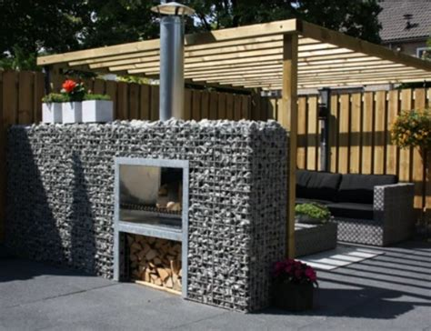 outdoor fireplace prices gabion outdoor fireplace price fire place designs