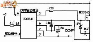 Mos Switch Tube Drive Circuit Diagram - Amplifier Circuit - Circuit Diagram