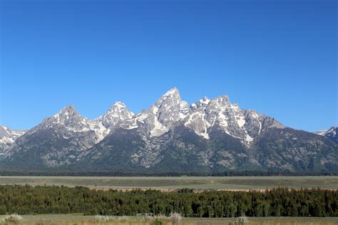 Camping in the Grandeur of the Grand Tetons - The Wherever ...