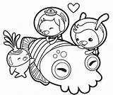Octonauts Squid Coloring Pages Giant Printable Sheets Meet Drawing Colouring Minecraft Gup Colornimbus Line Shark Cartoon Clipart Clipartmag Whale Ocean sketch template