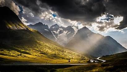Highlands Scottish Scotland Wallpapers Scenery Mountain Bild