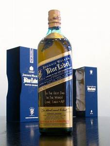 pin by grapes leaves on whiskey pinterest With blue label engraved