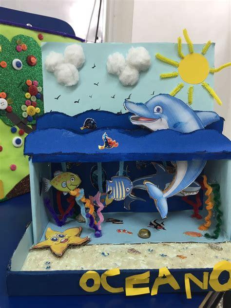 recursos did 225 cticos el aprendizaje maqueta de ecosistema acuatico