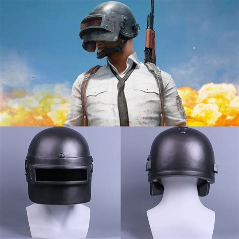 Playerunknown's Battlegrounds Pubg Level 3 Cosplay Helmet