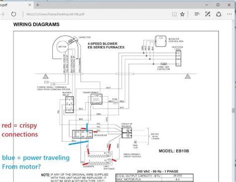 Speed Blower Motor Wiring Help Doityourself