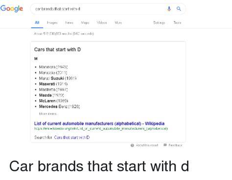 25+ Best Memes About Car Brands