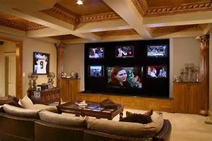 Decorating Ideas Of Living Room Theater Jackiehouchin