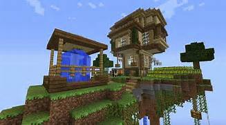 Floating Houses in The Sky Floating Island House  Floating House In The Sky