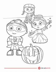 Super Why Coloring Pages 11 Coloring Pages For Kids