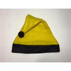 yellow and black santa hat custom santa hat categories regular santa hats 5 custom santa hats