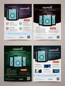 Designs App Online 30 Effective Web Mobile Apps Flyer Psd Templates Web