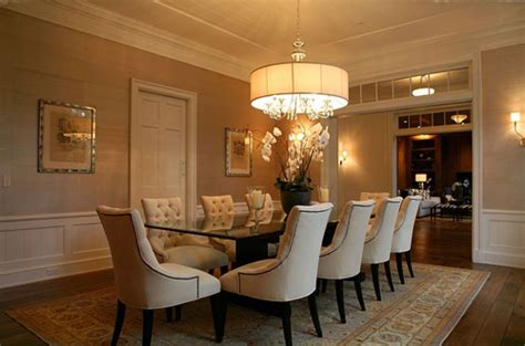 Lighting Techniques For Modern Dining Room Light Fixtures