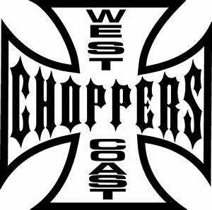 West coast choppers Free vector in Encapsulated PostScript ...