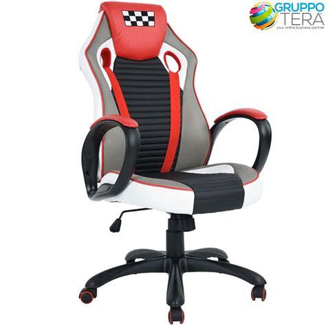 poltrona ufficio offerta sedia da ufficio poltrona direzionale girevole racing