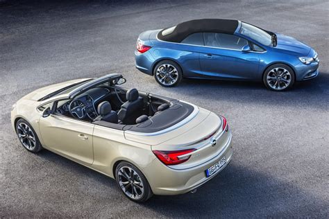 Opel Convertible by New Opel Cascada Convertible In Autotribute