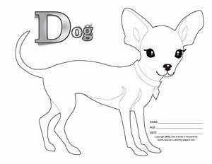 Realistic Puppy | Free Coloring Pages on Art Coloring Pages