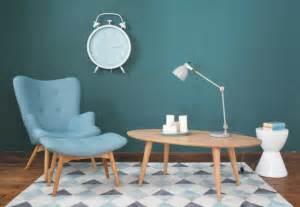 Tapis Nordique Bleu by Cr 233 Er Un Salon Style Scandinave 224 Prix Doux Joli Place