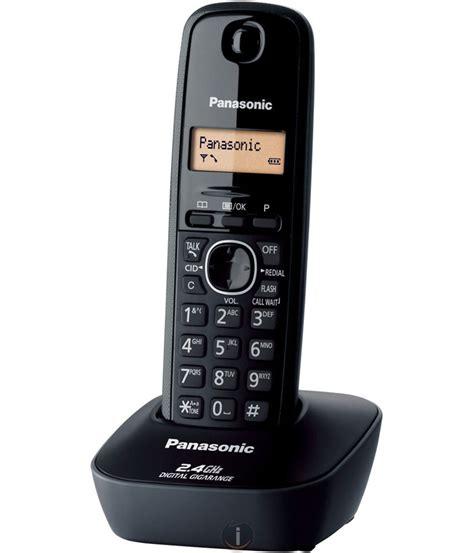 cordless phone infibeam gives panasonic cordless phone kx tg3411 rs 1249