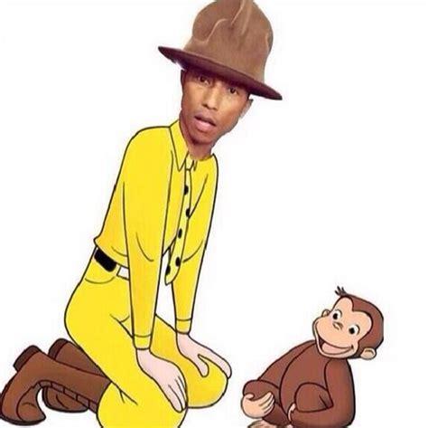 Pharrell Hat Meme - nwk to mia the 12 best memes of pharrell s gigantic hat he wore to the grammy s