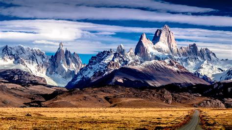 patagonic los glaciares national park argentina south
