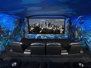 13 High End Home Theater Designs HGTV