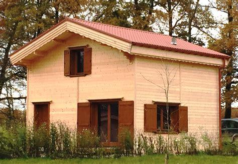 chalet d habitation en kit chalet habitation bois lorraine chalet bois en kit chalet myosotis 20