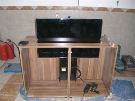 Tv Möbel Versenkbarer Fernseher by Tipp Hofiprofi Versenkbarer Fernseher Im Eigenbau