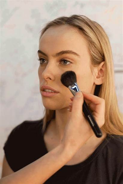 Feminine Melissa Makeup Flush Pink Blush Skin