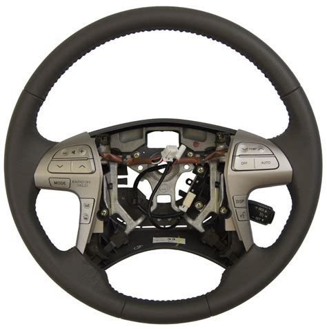 toyota steering wheel 2007 2011 toyota camry steering wheel md grey leather new