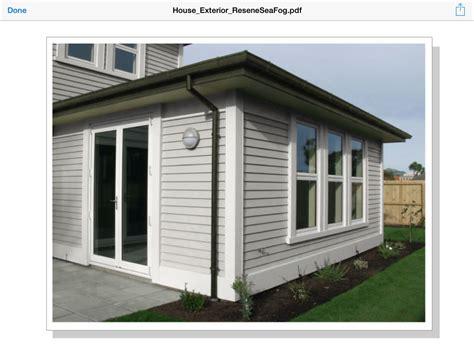 windows color scheme exterior colour scheme option 1 resene sea fog