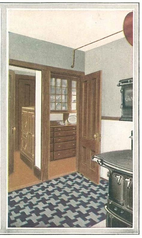 cabinet in kitchen 170 best images about early 1900s kitchens on 1918