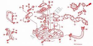 Intake Manifold  2  For Honda Cars Civic Dx 3 Doors 5