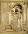 Icon in a Setting: St Prince Mikhail of Tver - Master ...