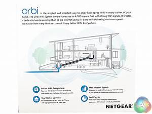Netgear Orbi Ac3000 Tri-band Router Review