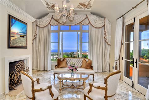 interior style homes home tour leyla melani 39 s posh sunset harbor villa