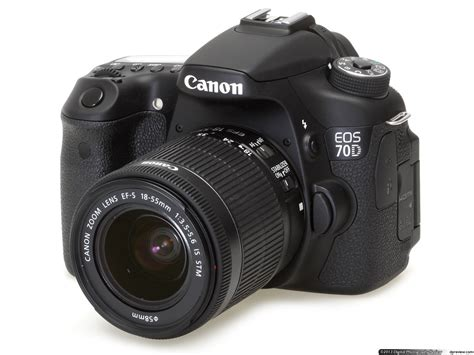 canon eos 70d review digital photography review - Canon 70 D