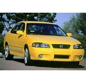Review 2003 Nissan Sentra SE R Spec V