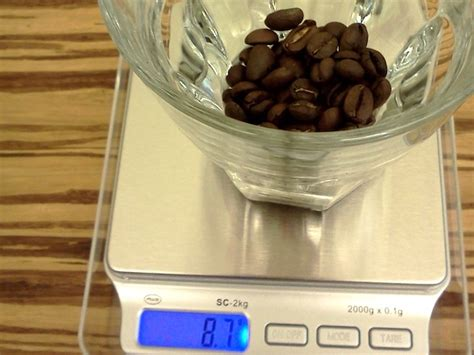 That's 700 cups of coffee altogether. Coffee 101: How Much does A Tablespoon of Coffee Weigh? - Ecooe Life
