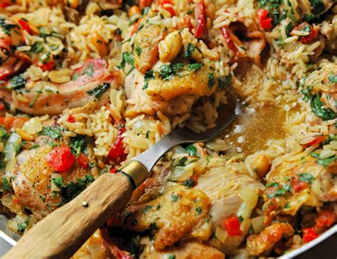 Make weekday meal time easy with 35 of our easiest dinner ideas to make for the whole family. Chicken Peanut Perloo Recipe   Food Republic