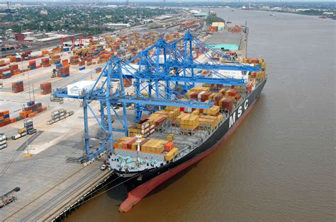 Ship Port by Port Of New Orleans Wikipedia