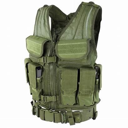 Vest Tactical Elite Vests Etv Cpr Condor