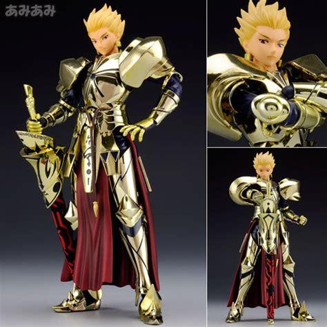 chogokin fatezero archer released aka gilgamesh