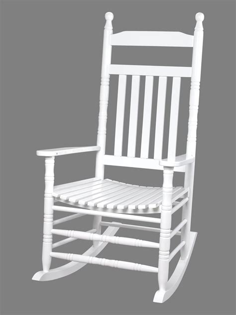 gift 3500w deluxe back rocking chair