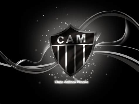 Premium Design 3D: Wallpaper - Atlético MG