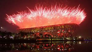 Beijing Olympic Games - Geoawesomeness
