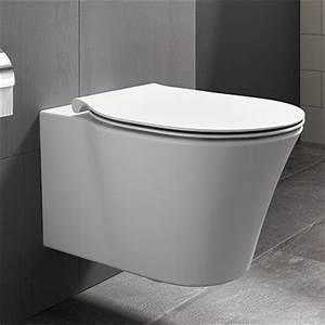 Wc Suspendu Ideal Standard : wc toilettes aubade cr ation ~ Dailycaller-alerts.com Idées de Décoration