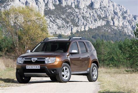 Dacia Duster 4x4 Photo Gallery