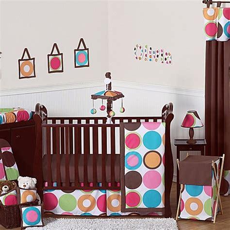 1744 sweet jojo crib bedding sweet jojo designs deco dot crib bedding collection