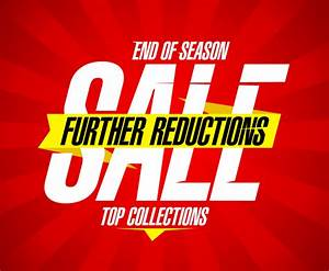 End of Season Sale Vector | Free Vector Graphic Download